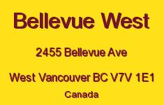 Bellevue West 2455 BELLEVUE V7V 1E1