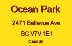 Ocean Park 2471 BELLEVUE V7V 1E1