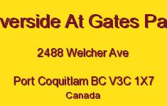 Riverside At Gates Park 2488 WELCHER V3C 1X7