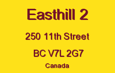 Easthill 2 250 11TH V7L 2G7