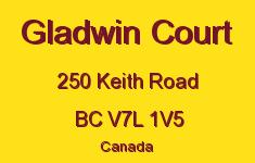 Gladwin Court 250 KEITH V7L 1V5