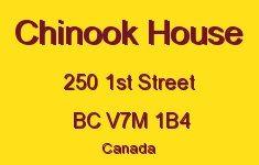Chinook House 250 1ST V7M 1B4