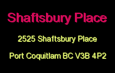 Shaftsbury Place 2525 SHAFTSBURY V3B 4P2