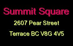 Summit Square 2607 PEAR V8G 4V5