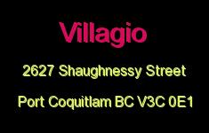 Villagio 2627 SHAUGHNESSY V3C 0E1