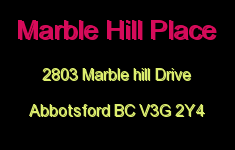 Marble Hill Place 2803 MARBLE HILL V3G 2Y4