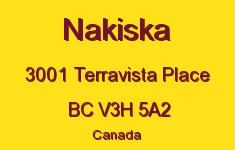 Nakiska 3001 TERRAVISTA V3H 5A2