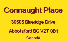 Connaught Place 30505 BLUERIDGE V2T 0B1