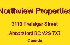 Northview Properties 3110 TRAFALGAR V2S 7X7