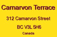 Carnarvon Terrace 312 CARNARVON V3L 5H6