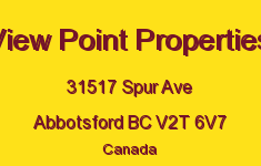 View Point Properties 31517 SPUR V2T 6V7
