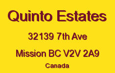 Quinto Estates 32139 7TH V2V 2A9