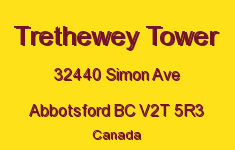 Trethewey Tower 32440 SIMON V2T 5R3