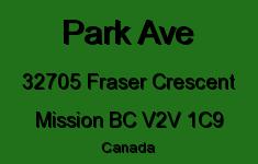 Park Ave 32705 FRASER V2V 1C9