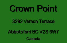 Crown Point 3292 VERNON V2S 6W7