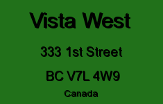 Vista West 333 1ST V7L 4W9