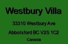 Westbury Villa 33310 WESTBURY V2S 1C2