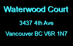 Waterwood Court 3437 4TH V6R 1N7