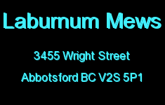 Laburnum Mews 3455 WRIGHT V2S 5P1