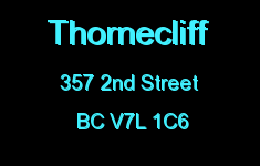 Thornecliff 357 2ND V7L 1C6