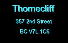 Thornecliff 357 2ND V7L 1C6