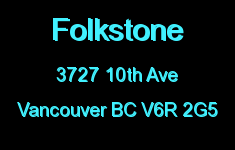 Folkstone 3727 10TH V6R 2G5