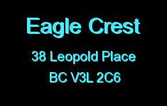 Eagle Crest 38 LEOPOLD V3L 2C6