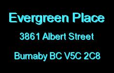 Evergreen Place 3861 ALBERT V5C 2C8
