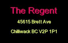 The Regent 45615 BRETT V2P 1P1