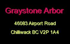 Graystone Arbor 46083 AIRPORT V2P 1A4