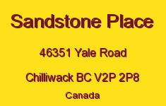Sandstone Place 46351 YALE V2P 2P8
