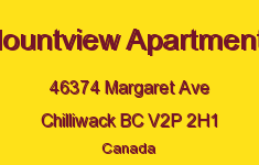 Mountview Apartments 46374 MARGARET V2P 2H1