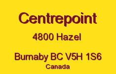 Centrepoint 4800 HAZEL V5H 1S6