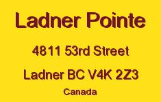 Ladner Pointe 4811 53RD V4K 2Z3