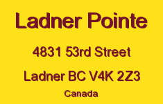 Ladner Pointe 4831 53RD V4K 2Z3