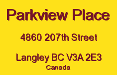 Parkview Place 4860 207TH V3A 2E3