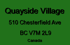 Quayside Village 510 CHESTERFIELD V7M 2L9