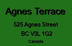 Agnes Terrace 525 AGNES V3L 1G2