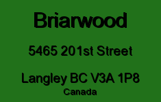 Briarwood 5465 201ST V3A 1P8