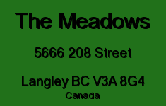 The Meadows 5666 208 V3A 8G4