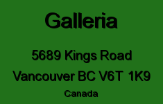 Galleria 5689 KINGS V6T 1K9
