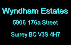 Wyndham Estates 5906 176A V3S 4H7