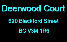 Deerwood Court 620 BLACKFORD V3M 1R6