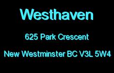 Westhaven 625 PARK V3L 5W4
