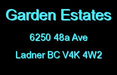 Garden Estates 6250 48A V4K 4W2