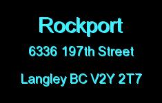Rockport 6336 197TH V2Y 2T7