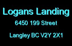 Logans Landing 6450 199 V2Y 2X1