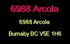 6988 Arcola 6988 ARCOLA V5E 1H6
