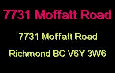 7731 Moffatt Road 7731 MOFFATT V6Y 3W6