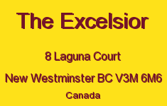 The Excelsior 8 LAGUNA V3M 6M6